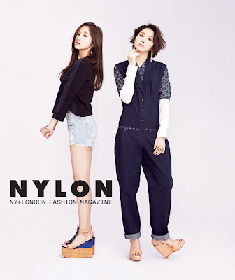 Hello venus nylon magazine june issue 2013