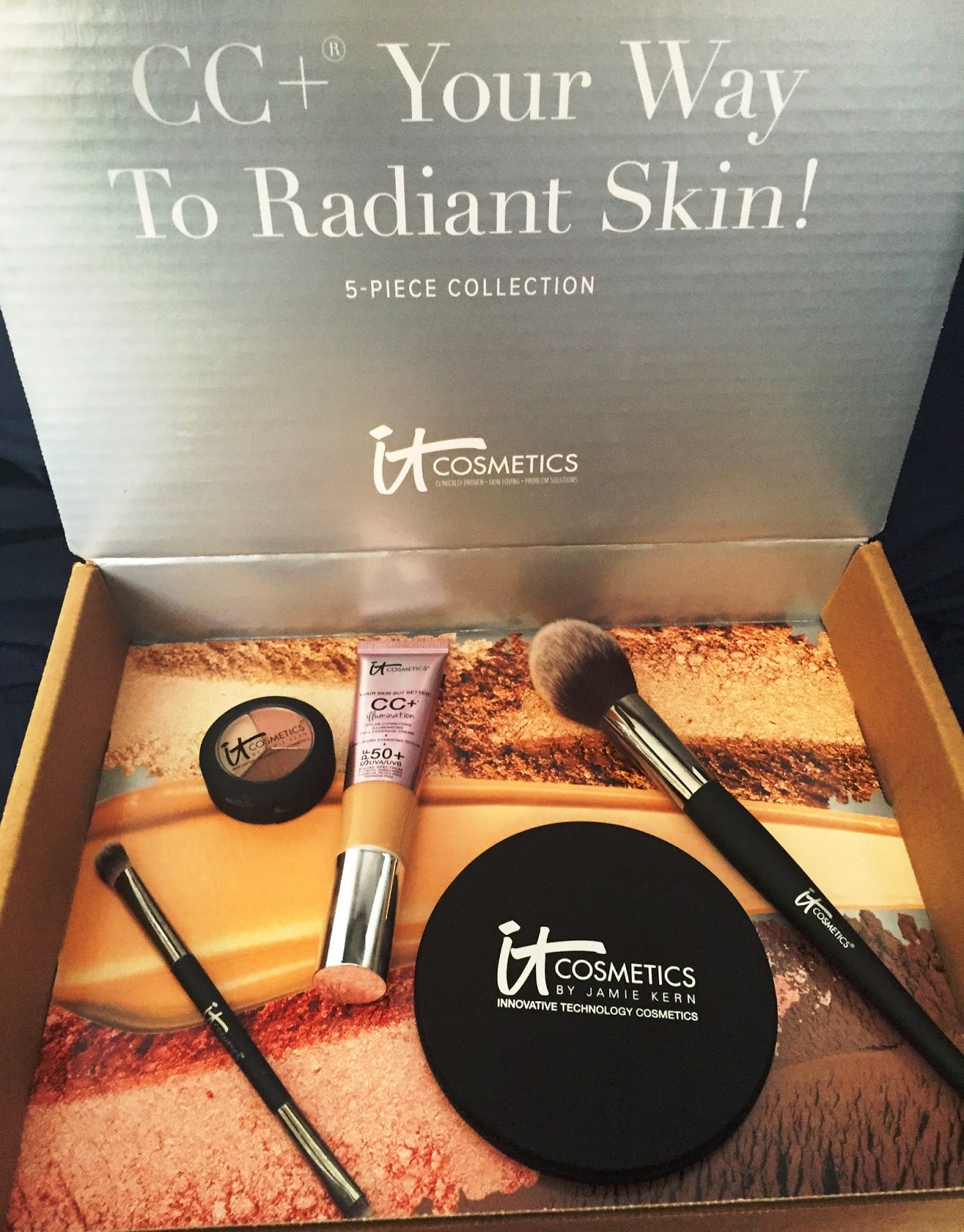 it cosmetics cc your way to beautiful skin qvc today u0027s special
