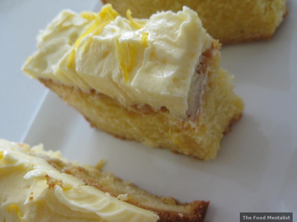 Dense Lemon Pound Cake Recipe Alton Brown