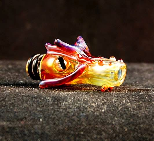 "Le drip-tip ""Dragon"""
