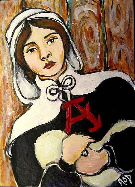 hester prynne the extreme sinner The scarlet letter's proud adulteress is a vessel for the feelings and actions of the men who surround her — and a mirror revealing the reader's true feelings a.
