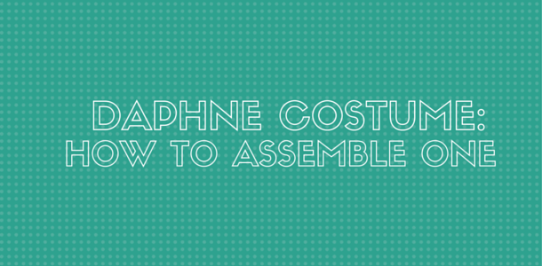 Daphne Costume - How to Assemble Your Own