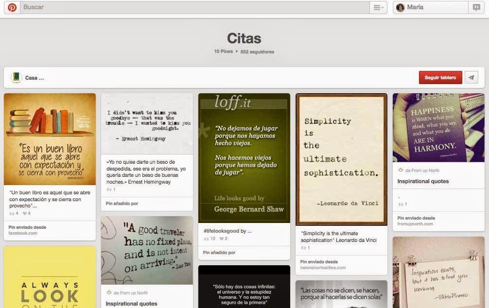 Casa del Libro en Pinterest