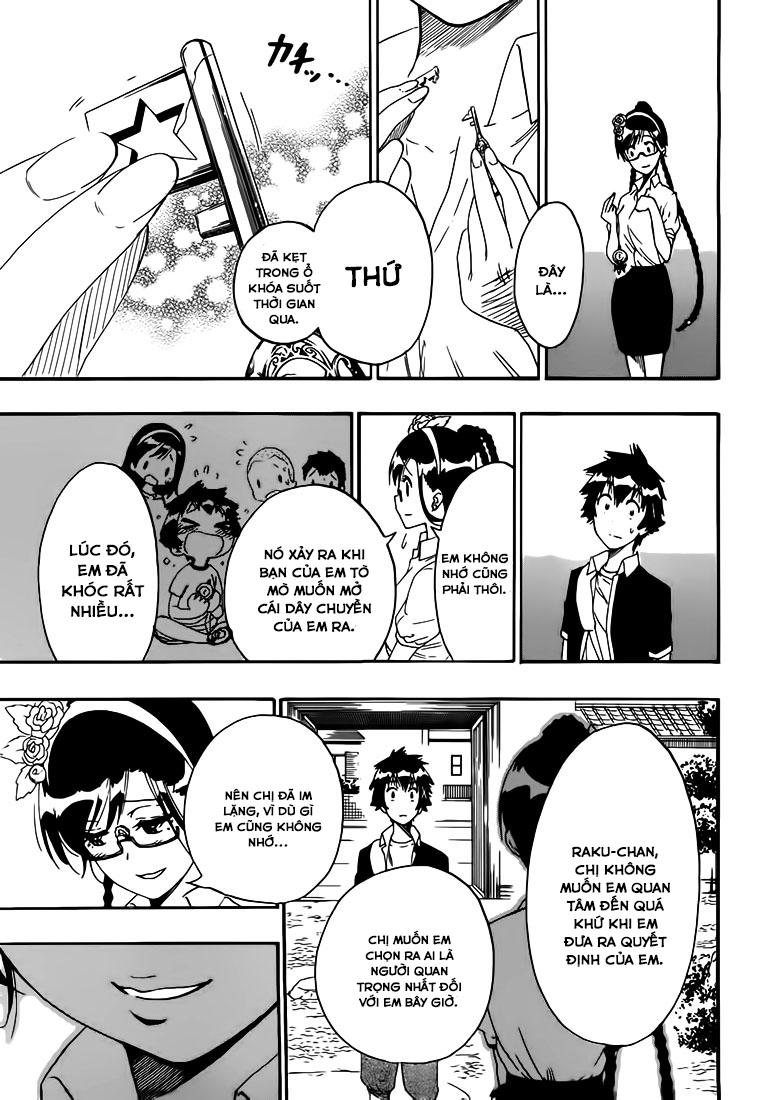 Nise Koi – Tình Yêu Giả Tạo chap 218 Trang 8 - Mangak.info