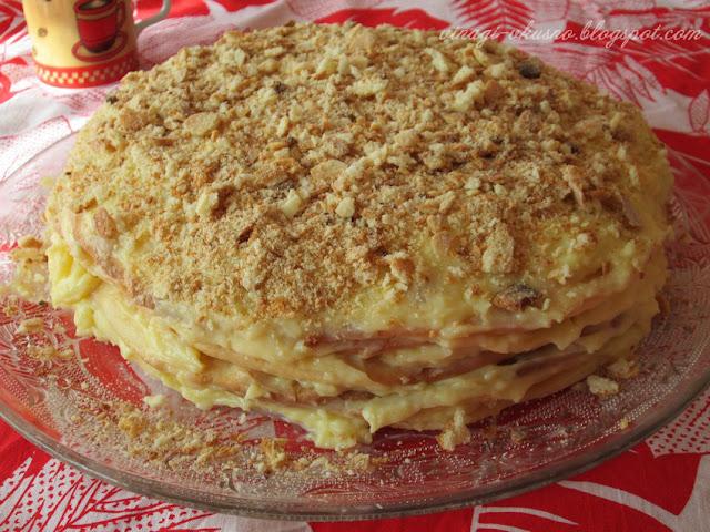 Бабина торта