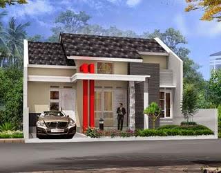 Desain Rumah Minimalis Type 36 gambar 5
