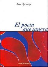 El poeta que sangra
