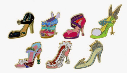 Princess shoe set last year now there s a disney as shoe booster