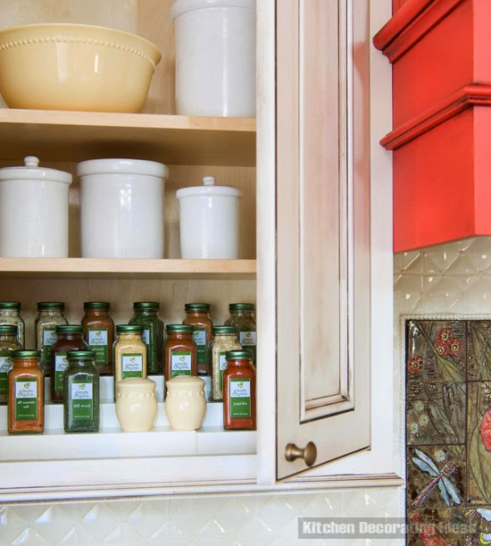 10 Spice storage ideas and solutions for small kitchens