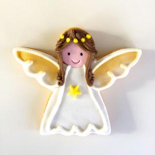 Angelitos de Azucar (Navidad)