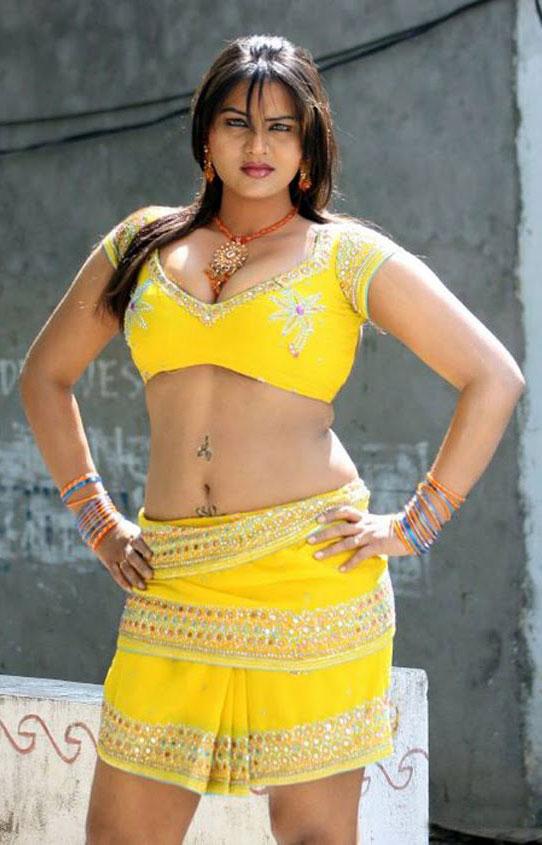 South Indian Actress Hot Navel