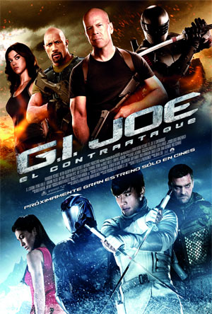 G.I. Joe: El Contraataque DVDRip Latino 1Link Putlocker