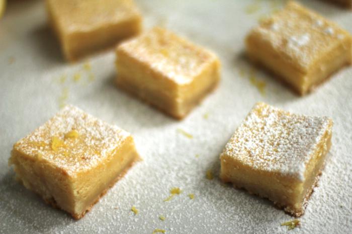 lemon brookies