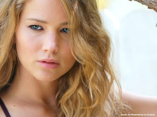 Jennifer Lawrence, future hrone de Fifty shades of grey