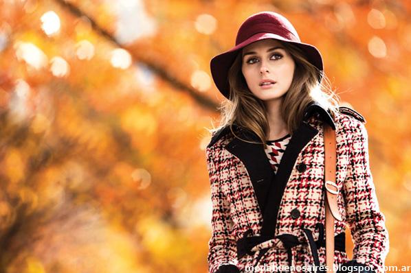 Moda otoño invierno 2014 tapados Vitamina.