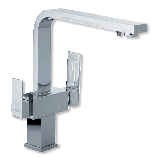 grifo osmosis cocina diseño agua filtrada