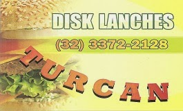 DISK LANCHES TURCAN
