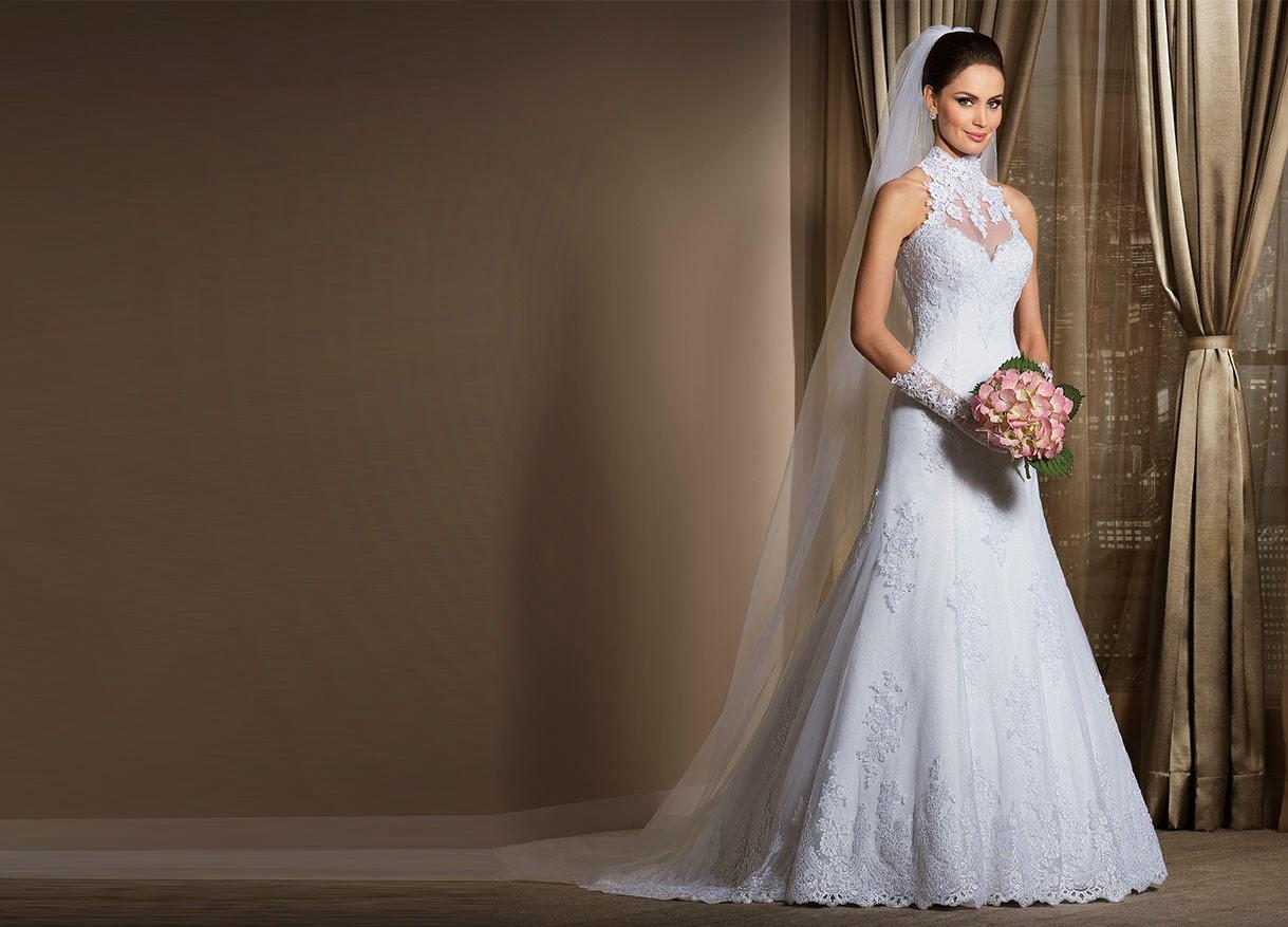 Nova Noiva - Vestidos Coleção Passion - Noivinhas de Luxo