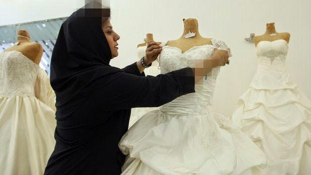 Pesta Perceraian semakin marak di Iran