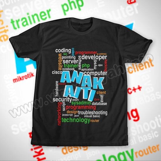 Kaos Anak AITI (IT)