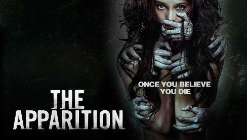Poster de The Aparition