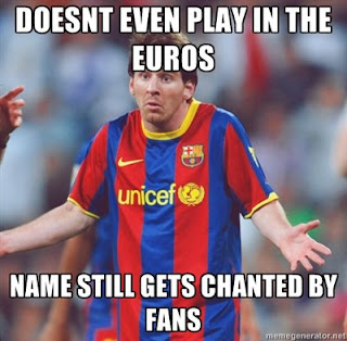 Euro 2012 Humor Trolling Photos Lionel+Messi