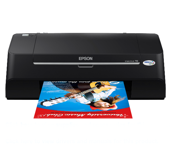 Epson Stylus CX Driver Download Software and Manual