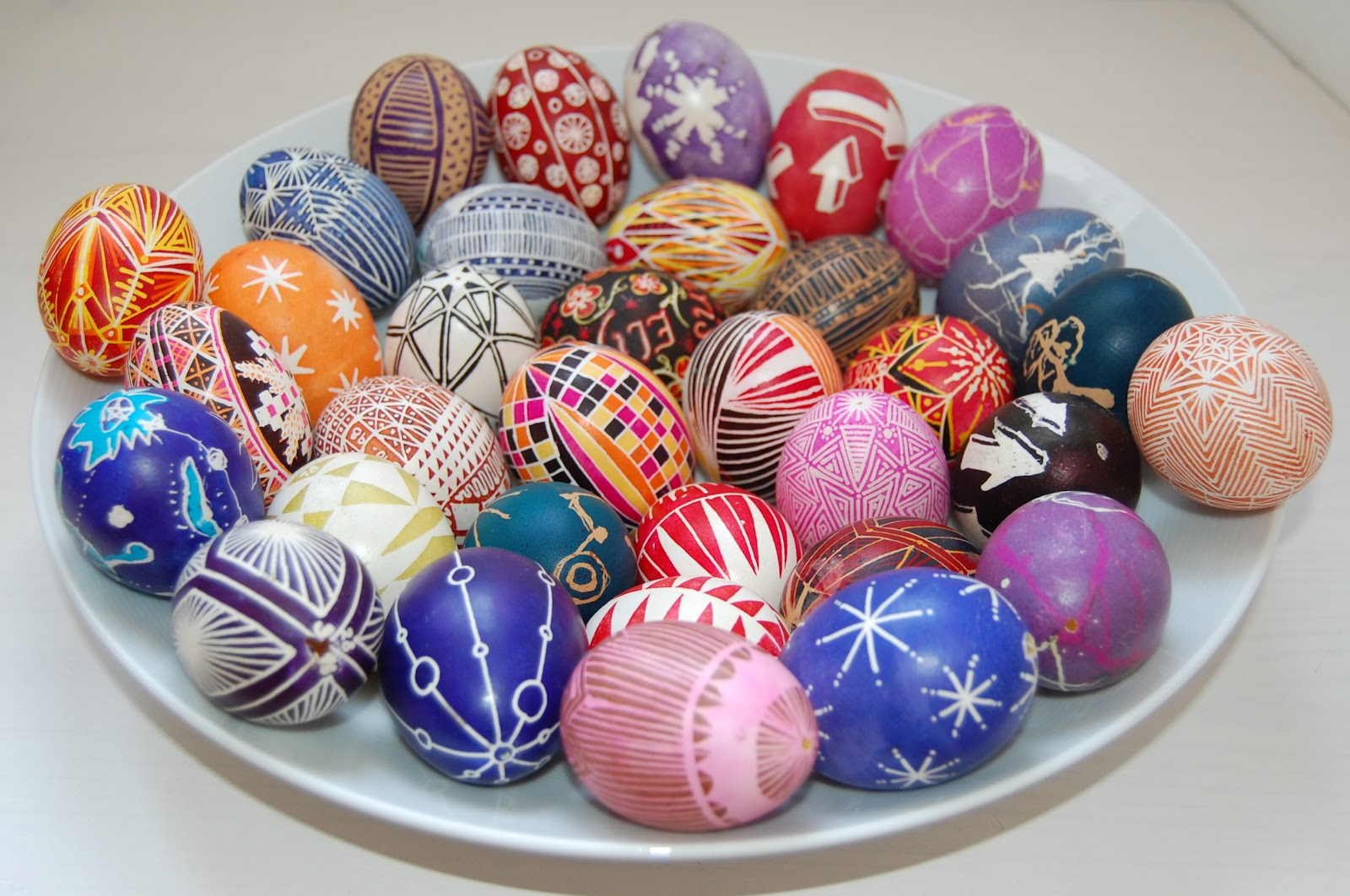 Pysanky Ukrainian Easter eggs supplies amp by