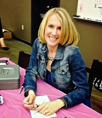 Author Signing at Coffee County Middle School