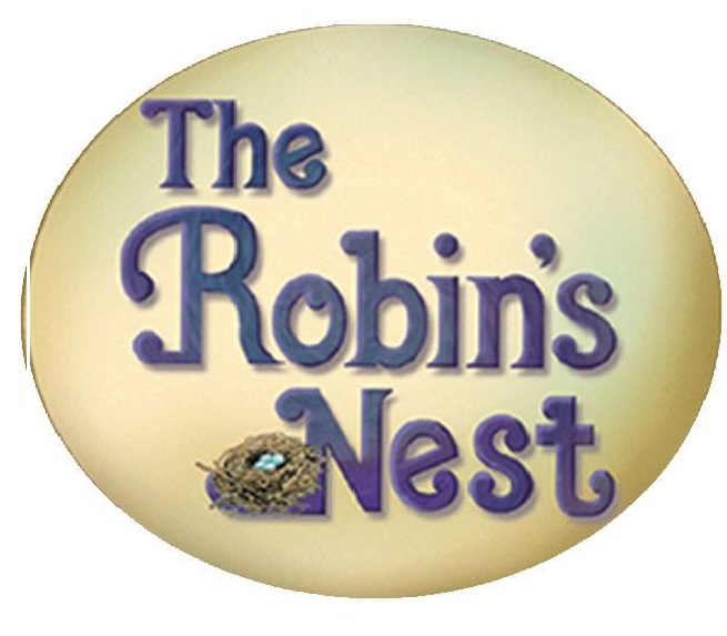 I design for The Robins Nest
