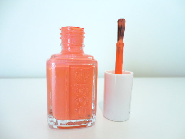 essie tart deco nail polish
