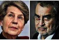 Isabel Allende se prueba traje de candidata presidencial y toma distancia de  Enrique Correa