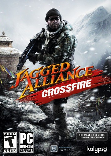Jagged Alliance Crossfire pc