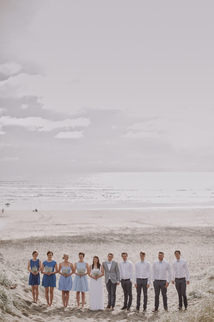 Melody and Andrew's Auckland Wedding from Melody Mackereth and the Glorious Bandits Blog