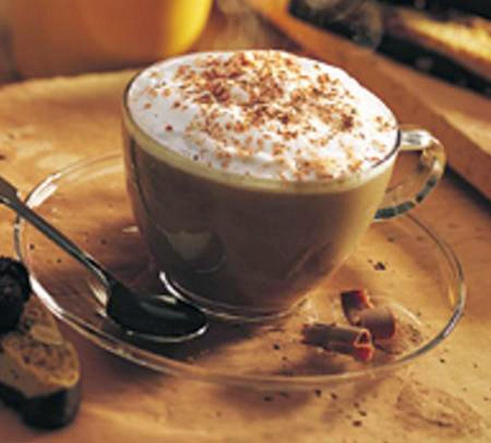 Resep Capuccino Latte