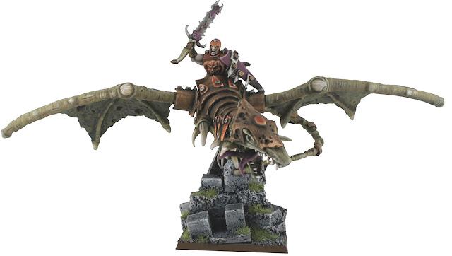 Vampire Abyssal Terror miniature picture