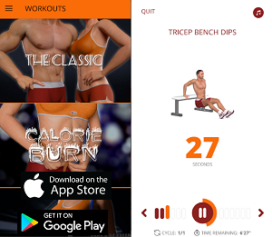 Fitness App of the Month - The 7 Minute Workout