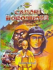 toko buku rahma: buku CANDHI BOROBUDUR, pengarang sunjaya, penerbit kharisma