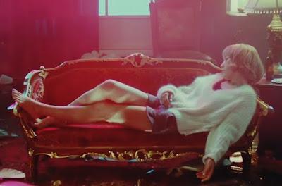 snsd taeyeon rain music video