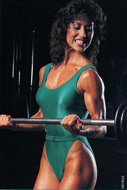 Rachel McLish - Fitness Beauties