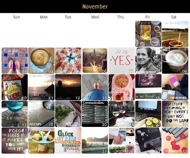 My Photo a day November 2013