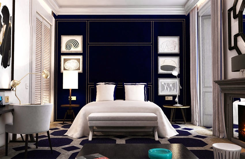 Only you hotel in madrid designed by lazaro rosa violan for Design hotel madrid
