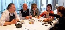 """""""EXPERIÈNCIES COMPARTIDES"""" amb el restaurant Ca l'Arpa, Fira Gartstròmia 2014"""