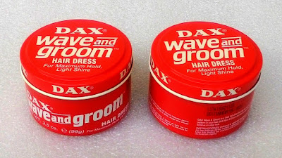 DAX Wave & Groom (DAX Wax  red DAX)