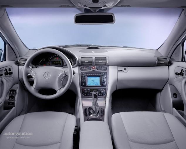 Mercedes Benz Mercedes Benz C Class