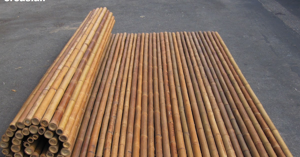 Quality bamboo and asian thatch bamboo fencing 5 for Bamboo roofing materials