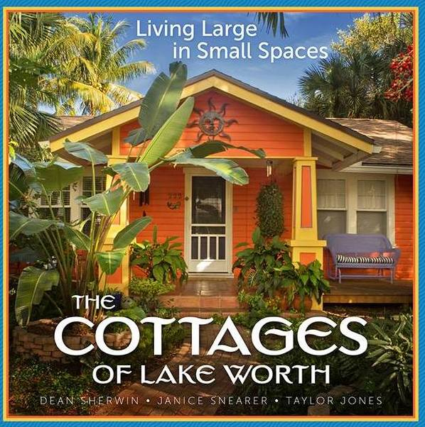 "I have ""The Cottages of Lake Worth"" book! Of- ficial release in October."