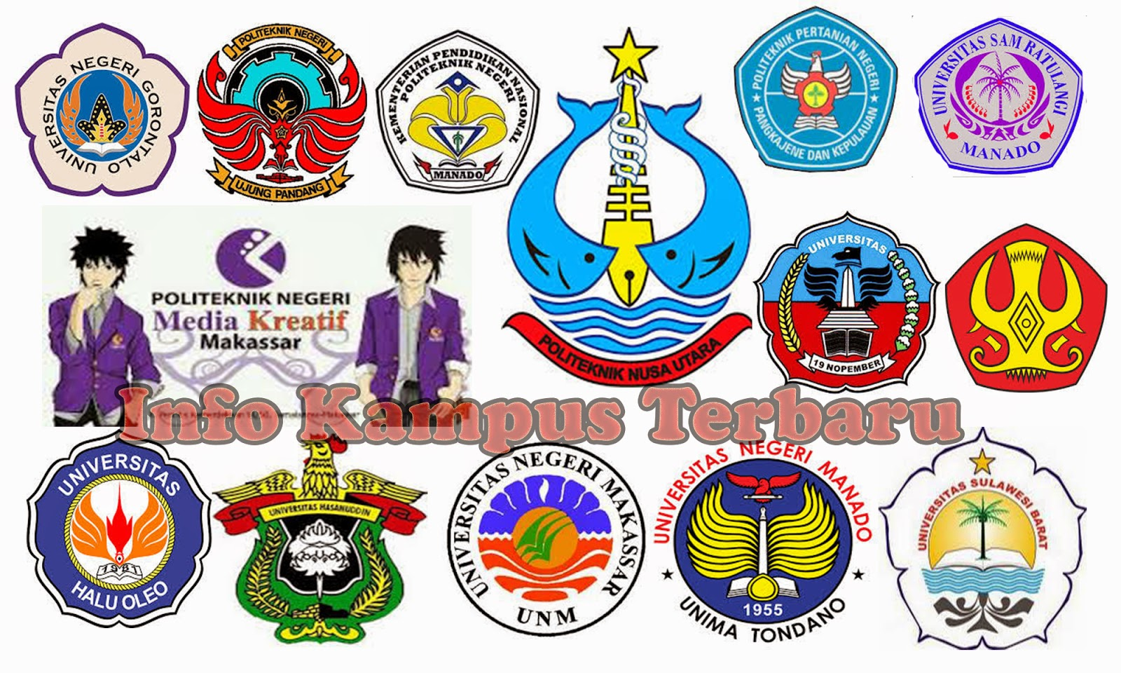 Daftar Perguruan Tinggi Negeri Di Sulawesi