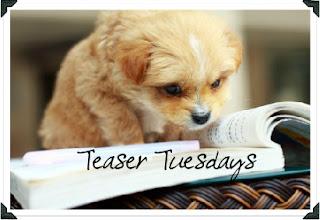 Teaser Tuesday #3