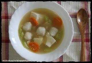fshball soup